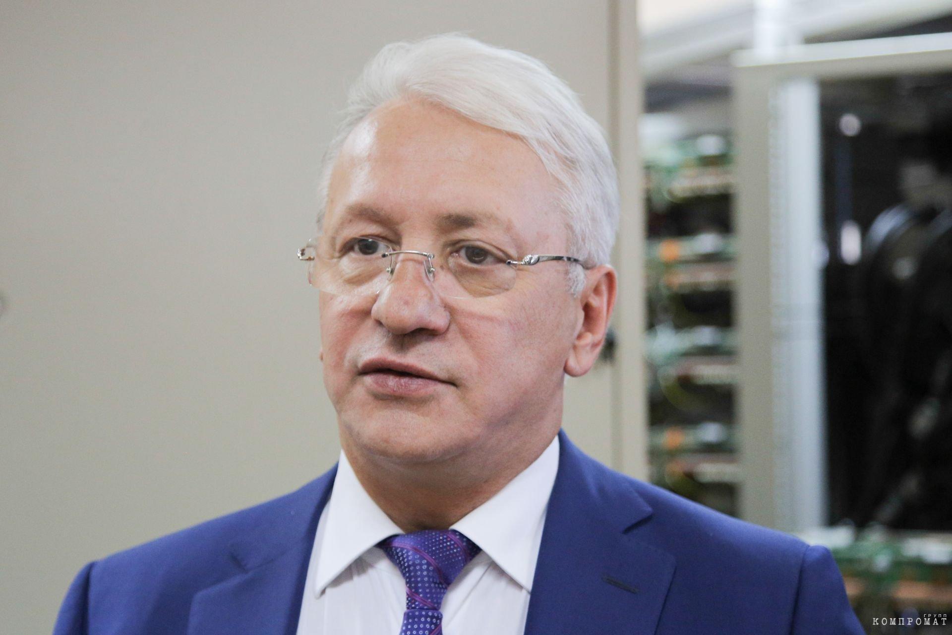 Николай Александрович Колесов: сколько украл одиозный чиновник?